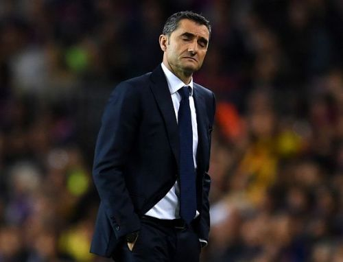 Ernesto Valverde may have lost out on a major signing