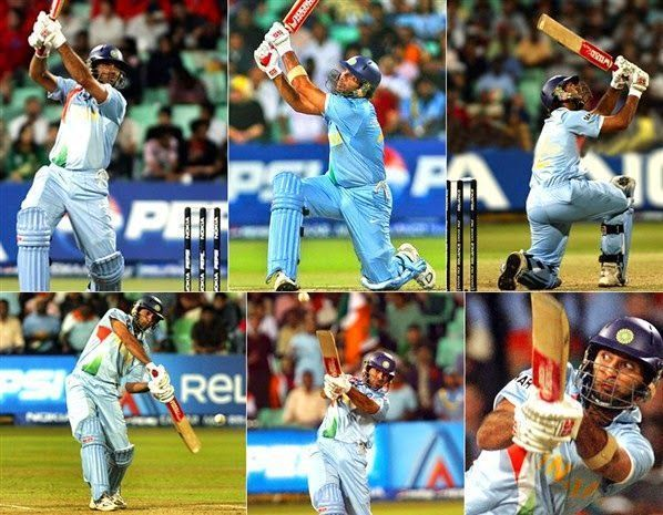 If you ask anyone which batsman hit 6 sixes in an over in a World Cup match, the answer will always be Yuvraj Singh