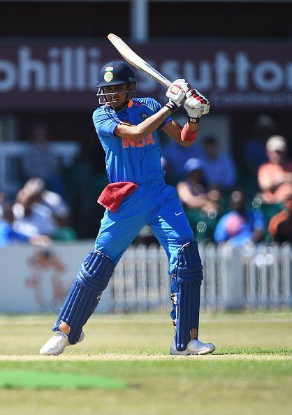 England Lions v India A - Tri-Series International
