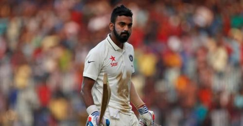 KL Rahul is starting to find his groove