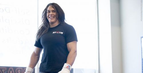 Gabi Garcia is notorious for facing heavily undersized opponents in her MMA bouts