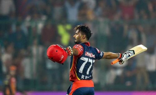 Rishabh Pant was the second highest run-getter of the previous edition of IPL