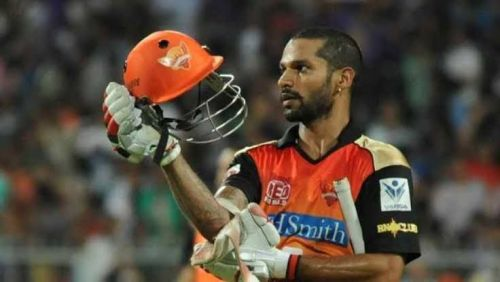 Dhawan leaving to Delhi Capitals has dented the SRH batting resources