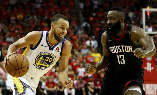 The Houston Rockets lost the Western Conference Final to the Golden State Warriors last season