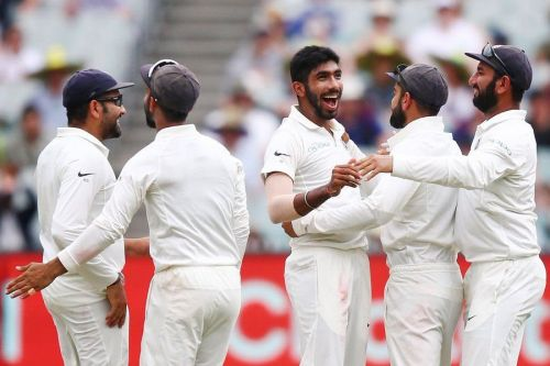 Bumrah is Indian highest wicket taker on overseas in one year