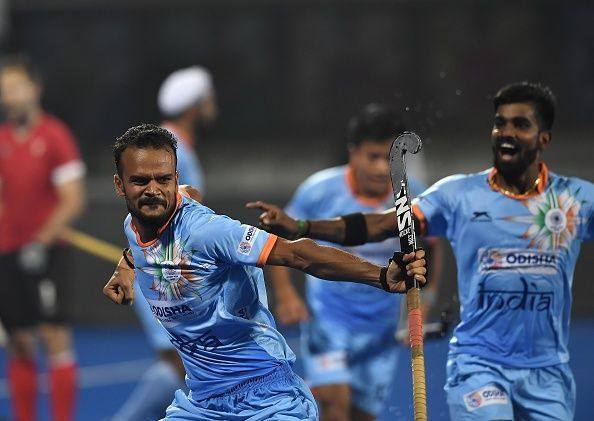 A young Indian side impressed at Bhubaneswar