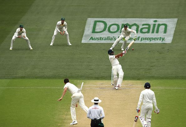 Australia v India - 1st Test: Day 2