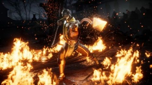 Expect some new skins for MK icon Scorpion in Mortal Kombat 11's first Kombat Pack