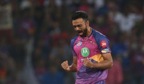Unadkat will form a good partnership with Bumrah