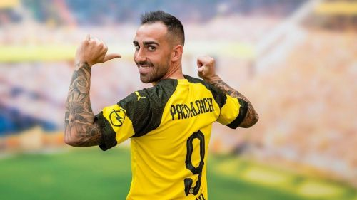 Alcacer's loan move has now been made permanent due to his great form