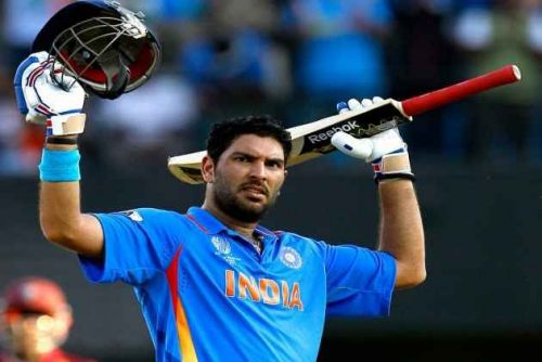 Yuvraj Singh was grabbed by Mumbai Indians in the IPL 2019 auction.