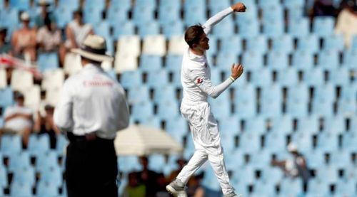 Image result for PAKISTAN VERSUS SOUTH AFRICA 1st test 1st day 2018
