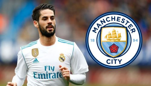 Isco has been linked to many clubs recently, will City be the one?