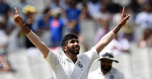 Jasprit Bumrah's rise has been meteoric this year