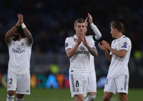 Toni Kroos could leave Madrid