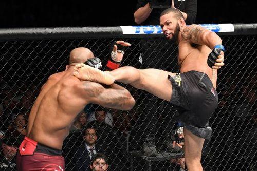 Thiago Santos got a huge win at UFC 231