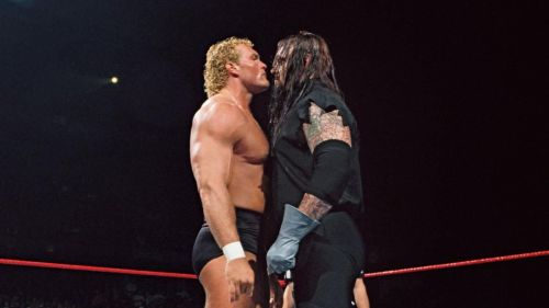 Sycho Sid fell victim to the Undertaker like countless others!