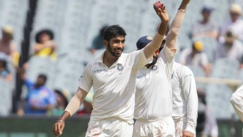 Jasprit Bumrah picked up 6 wickets.
