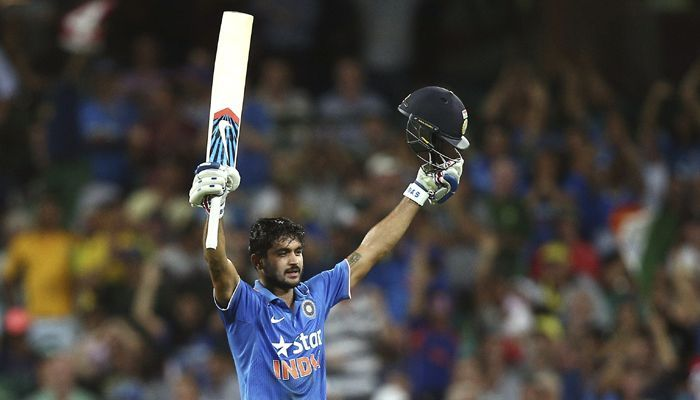 Manish Pandey can be the backup for India at the number four spot