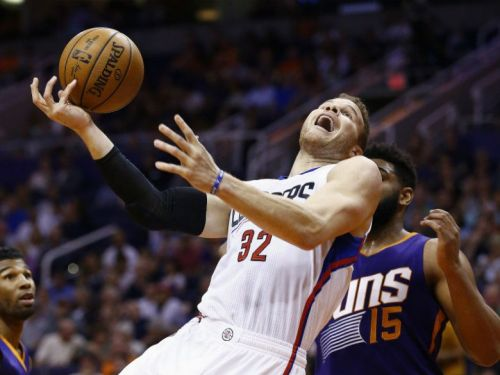 Blake Griffin scored 45 points against the Suns to help the Clippers defeat the Suns