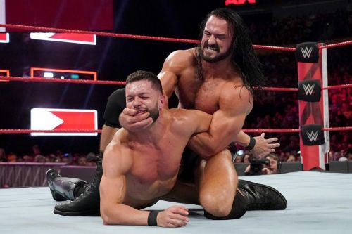 Drew McIntyre doesn't even have to compete at TLC