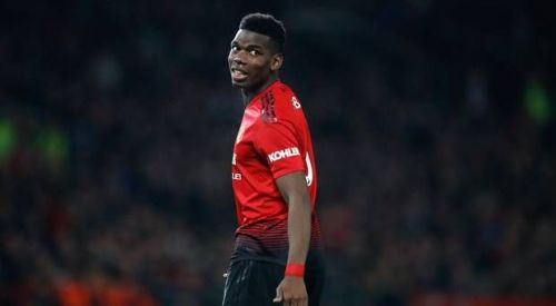 Paul Pogba has been in outstanding form since Solskjaer took over