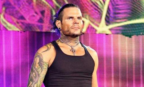 Jeff Hardy - A grand slam champion