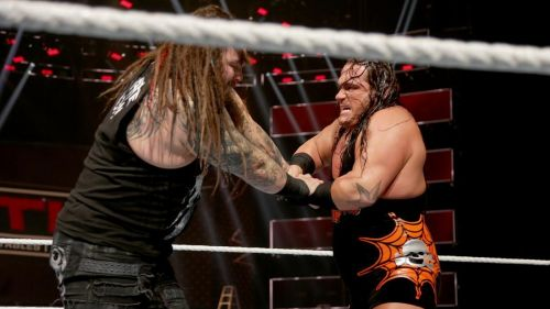 Rhyno has fought in some high-profile matches in the past