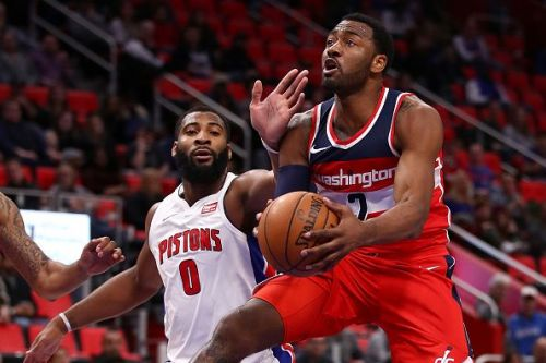 Washington Wizards v Detroit Pistons