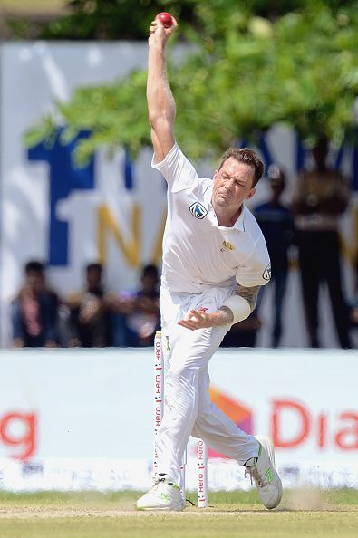 Dale Steyn was back in the team to lead the attack in 2018