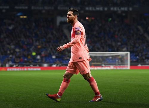 Messi was electric all night
