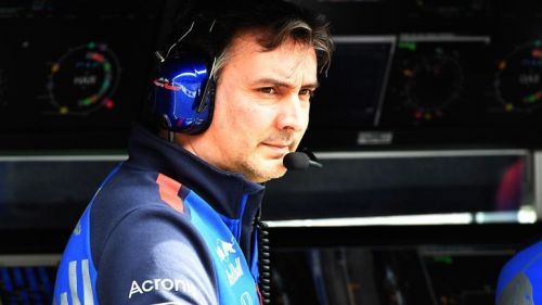 James Key is expected to arrive sooner than expected at McLaren