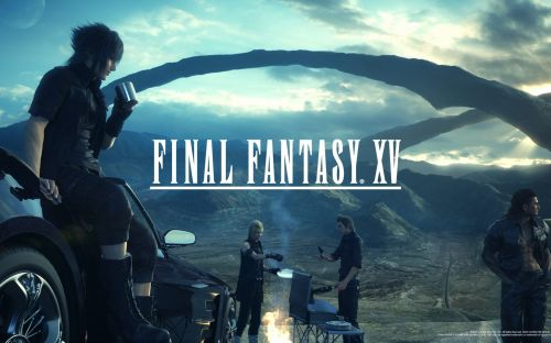 Final Fantasy XV leads today's daily deal on Steam's Winter Sale