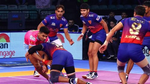 Can Deepak Niwas Hooda conquer the defensive might of Dabang Delhi?