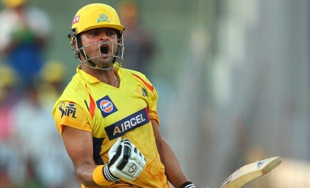 Raina is currently getting 11 crores from Chennai Super Kings