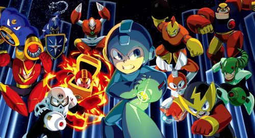 Capcom's famous series Mega Man has been around for a long time, with the first game debuting on the NES in 1987