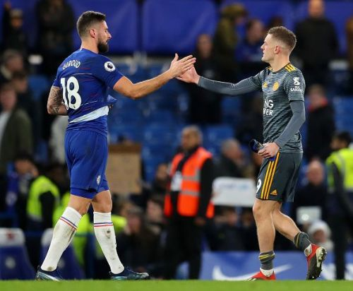 Chelsea fell to their first home defeat under Sarri