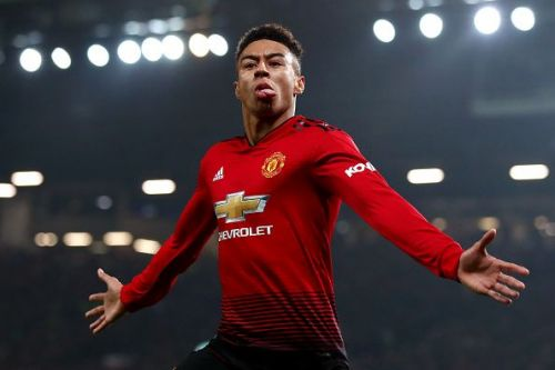 Lingard popped up with the vital equalise