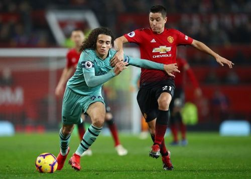 Herrera was arguably Manchester United's best player on the night
