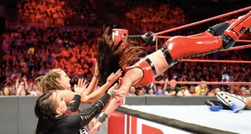 Brie Bella became the center of attention after her numerous botches on return to the ring