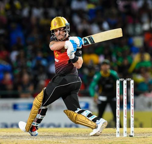 St Kitts & Nevis Patriots v Trinbago Knight Riders - 2018 Hero Caribbean Premier League (CPL) Tournament