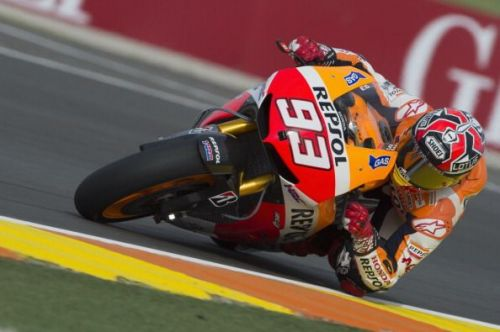 Marc Marquez won his first riders' championship in the debut season