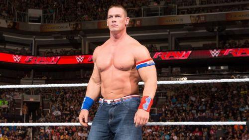 Who can Cena face at WrestleMania 35?