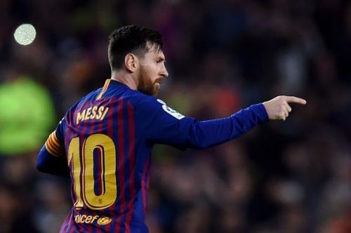 Lionel Messi has told Barcelona the player he wants to play with