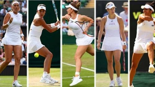 Top 10 best Dressed Tennis Players