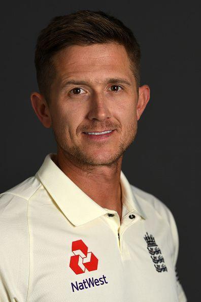 England Test Squad Portraits