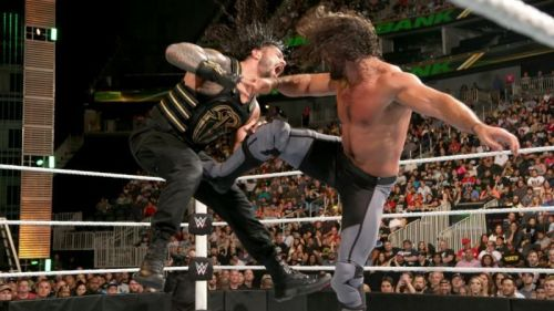 Seth Rollins has defeated Roman Reigns quite a few times!