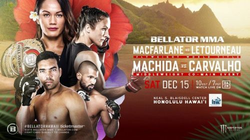 Bellator 213 was one of the best Bellator events of the year