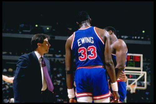 Patrick Ewing Knicks.