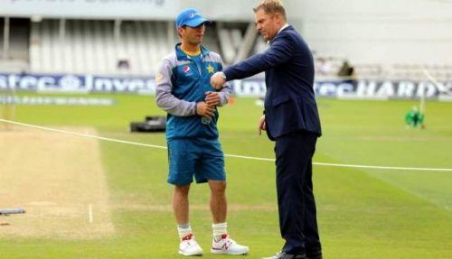 Shane Warne's tips helped take Yasir Shah to the top
